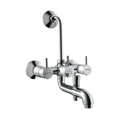 Hindware.Flora Wall Mixer 3 in1 F280022