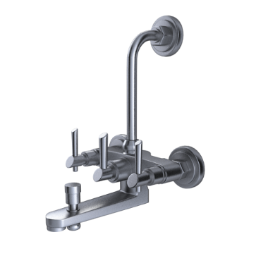 Hindware.Immacula Wall Mixer 3 in 1 F110019