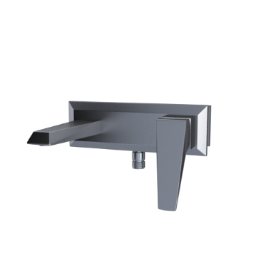 Hindware.Oros S/L Bath & Shower Mixer F350011