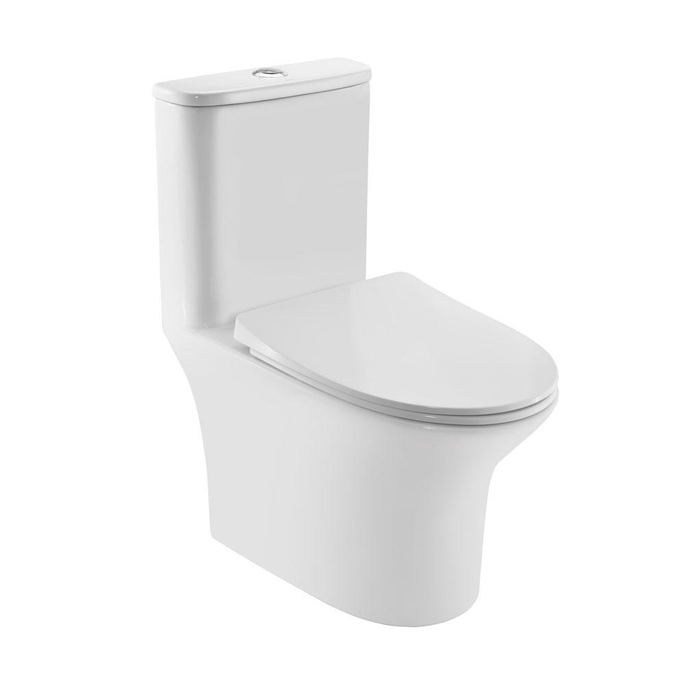 Jaquar FUSION.Rimless Single Piece WC-29853S300