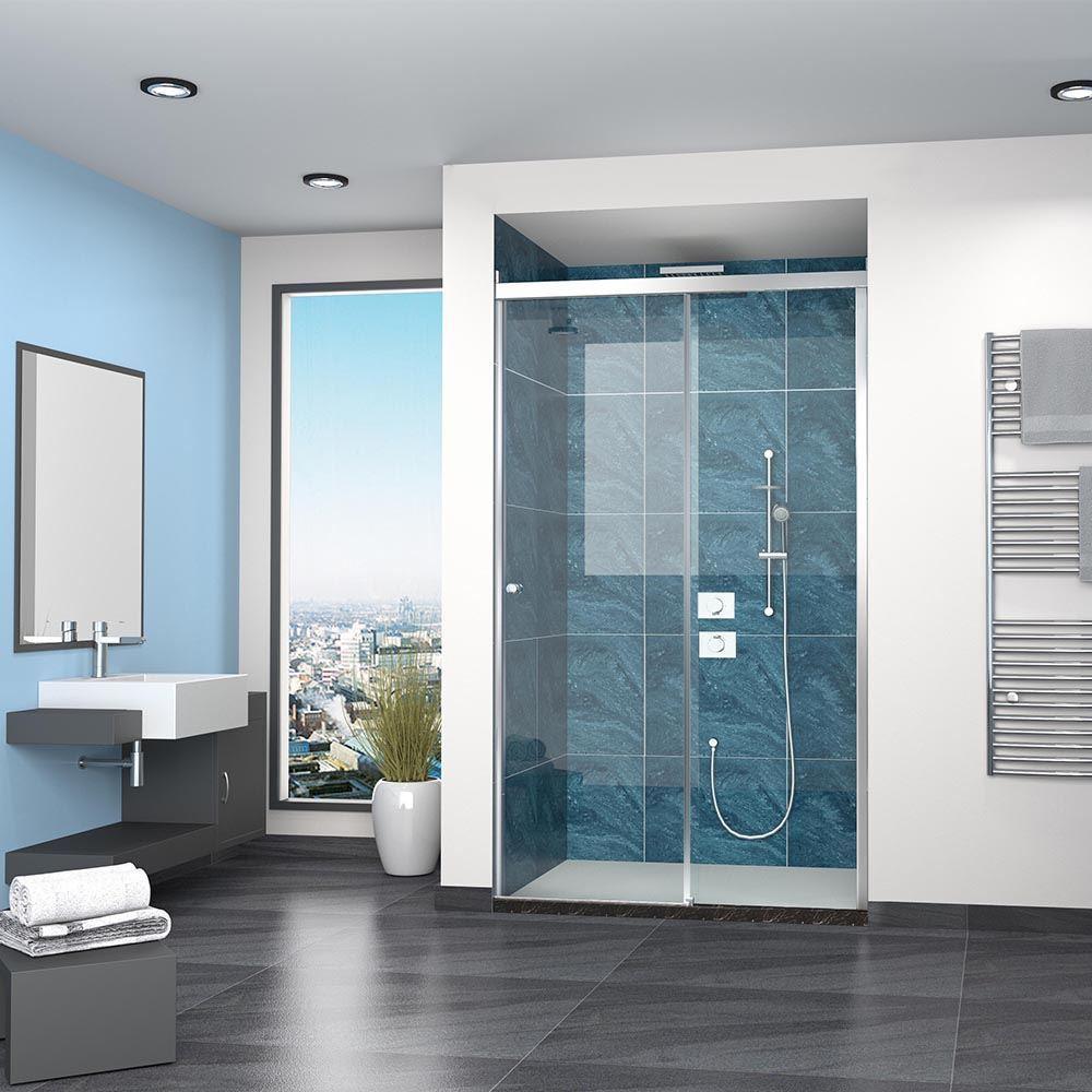 Jaquar Shower Enclosure Optima Left 1450x2000 MM