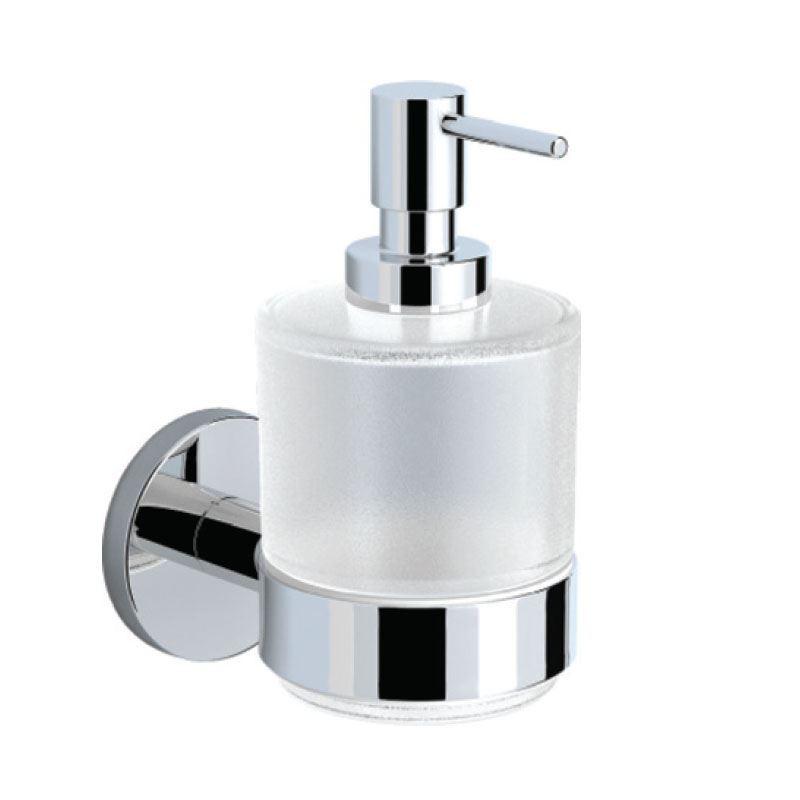 Jaquar Continental Soap Dispenser with Glass Bottle ACN-1135N