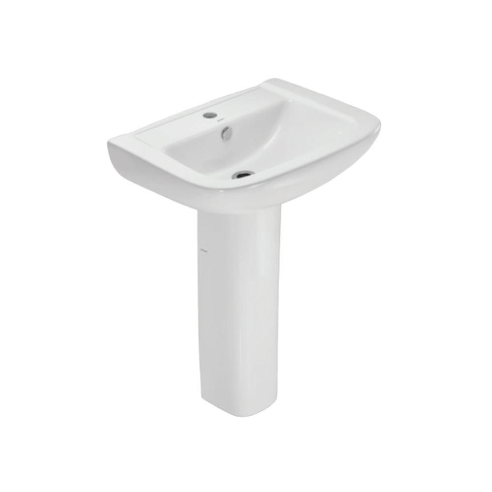 Jaquar FUSION Wash Basin WHT - 40801+40301