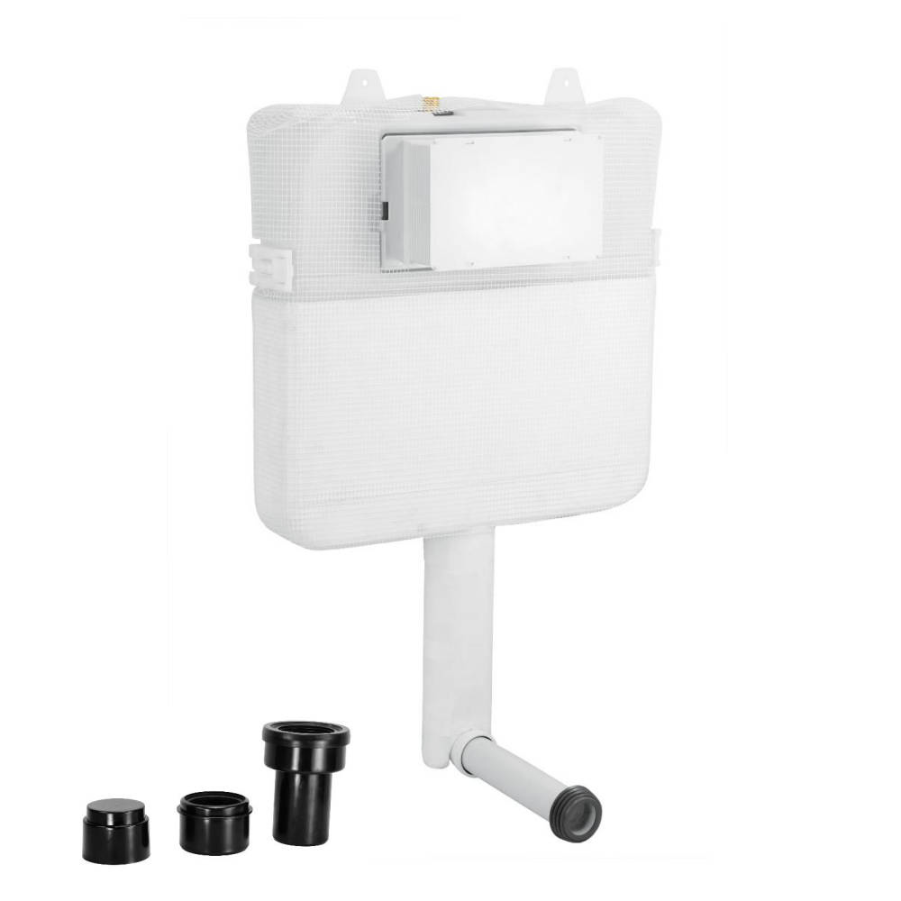 Jaquar Concealed Cistern Body with drain pipe connection 2400P