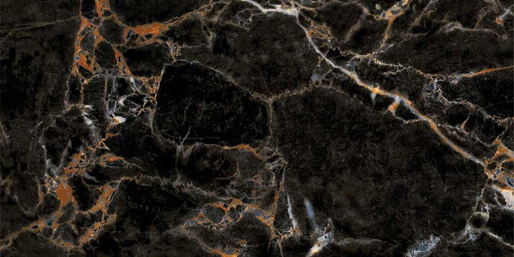 Agate Black Polished
